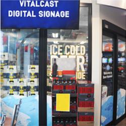 Vitalcast Digital Signage