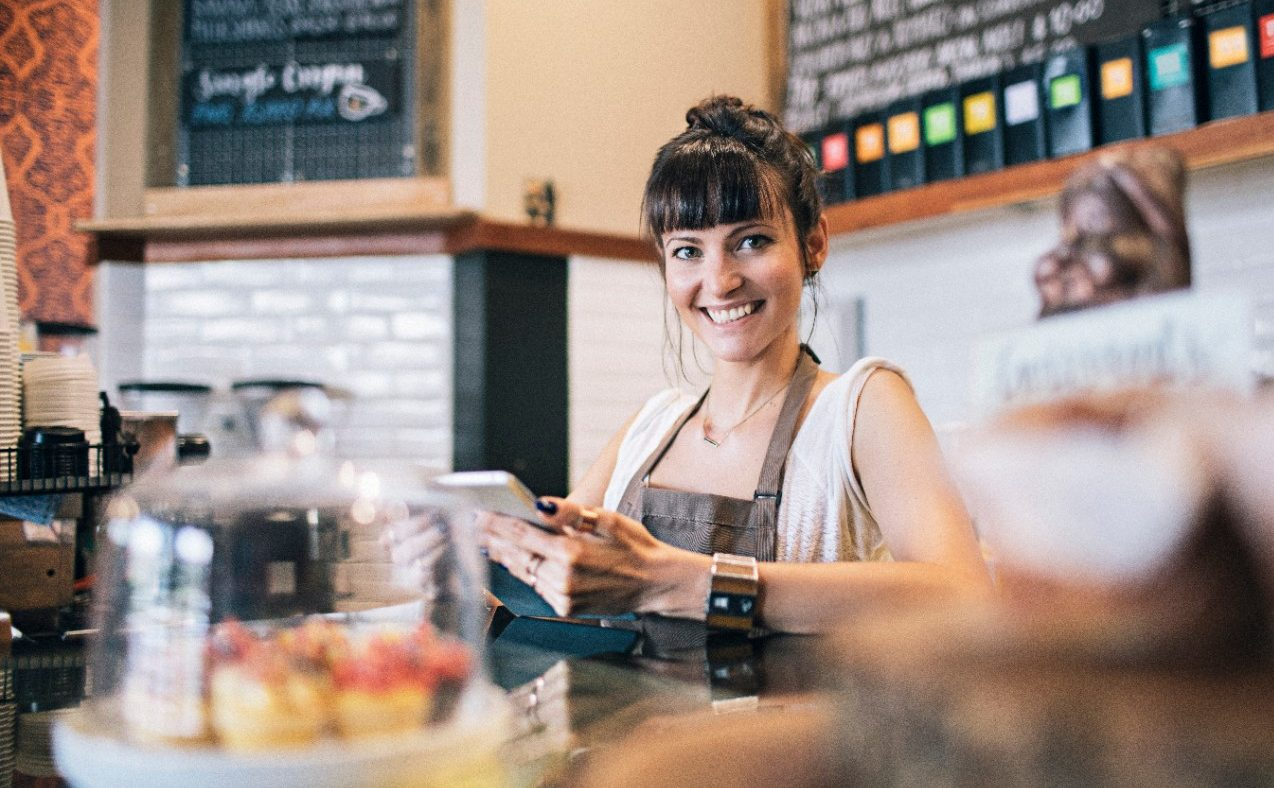 Small Restaurant POS System