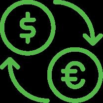 icon depicting consumer loyalty