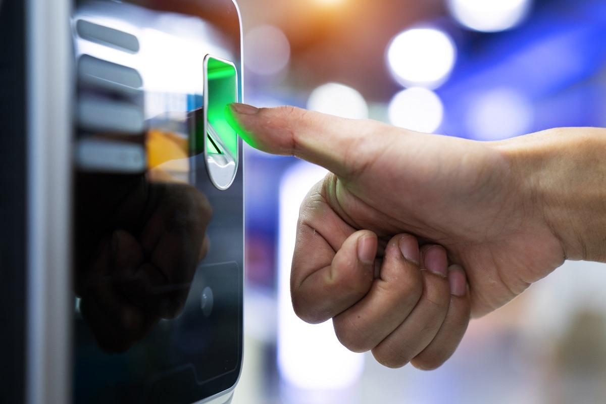 fingerprint scanner,fingerprint