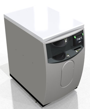 NCR Fastlane SelfServ CTM - R5 appliance that accepts and dispenses cash and coins