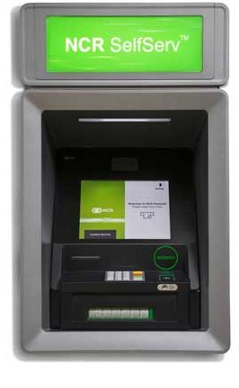 The SelfServ 27 is a new premium exterior through the wall ATM from NCR, featuring a modern aesthetic, enabling the latest touch and capability.