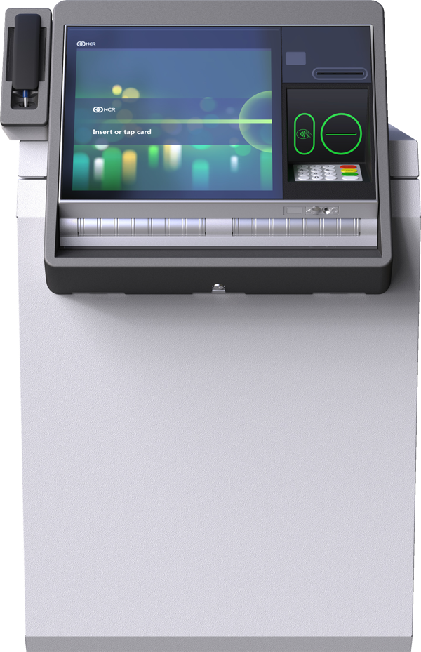 NCR SelfServ 81 - Multi-Function Branch Assisted Service ATM & ITM