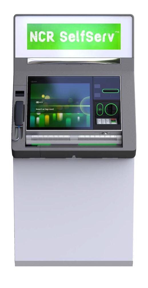 NCR SelfServ 82 - Interior Multi-Function ATM & ITM
