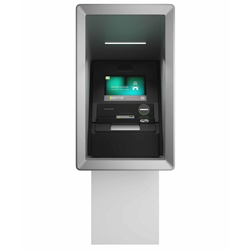 NCR SelfServ 87 - Exterior Through the Wall  Cash Recycling ATM