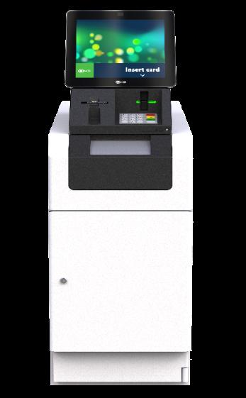 Rendering of NCR SE Cash Recycler