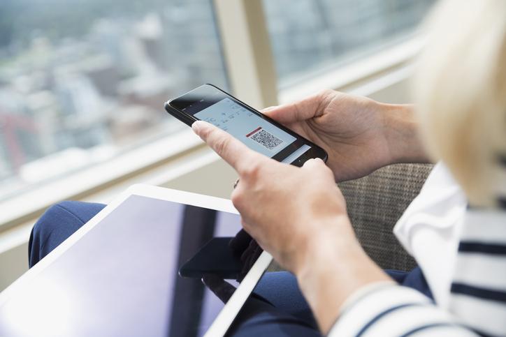 mobile tablet travel