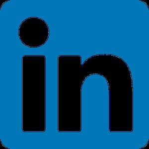 linkedin share icon